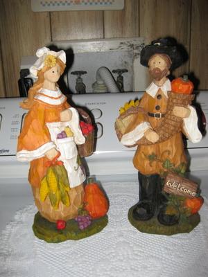 More Pilgrims  o